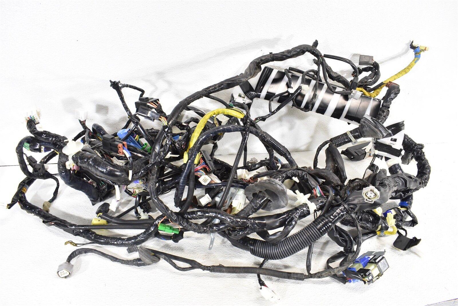 2008 subaru forester xt bulk wiring harness wires wire set 08 | ebay  ebay