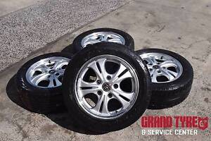 "15"" Holden commodore Alloy Wheels + tyre for sale Dandenong Greater Dandenong Preview"