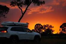 The Ultimate 2015 4X4 Jeep Trailhawk with 4X4 Rooftop Camper Fitzroy Yarra Area Preview