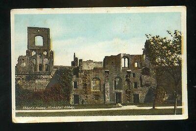 LEEDS Kirkstall Abbey   Abbot's House   coloured