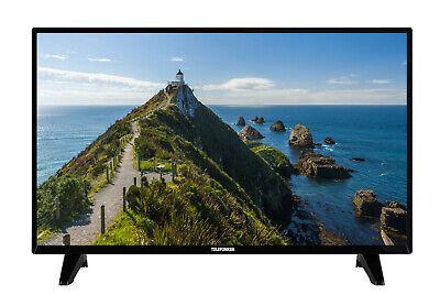 Telefunken XH32G101N LED Fernseher 32 Zoll HD TV Triple-Tuner Speaker Box CI USB