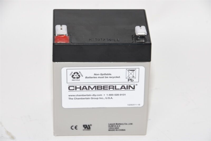 Chamberlain HD930EV EverCharge Standby Power System Replacement Battery