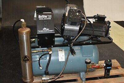 Air Techniques Airstar 22 Dental Air Compressor Unit Quiet - For Parts