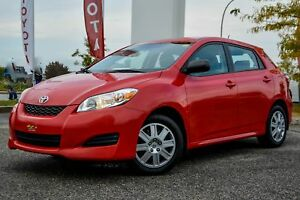 Toyota Matrix 2012 A/C POWER GROUP CRUISE CONTROL