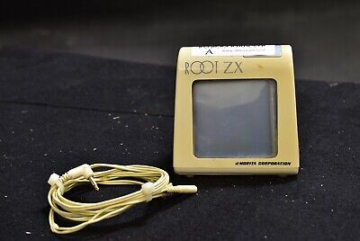 J. Root Zx Morita Dental Apex Locator Endo Root Canal Finder - For Parts