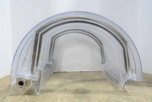 2018 Sirona CEREC MC XL Milling Machine Front Chamber Door Lid w/ Hardware