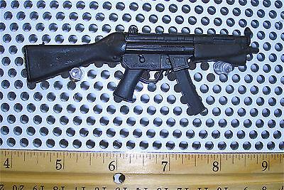 1/6 Scale H&K MP5 SMG Police Version Full Stock Dragon DID Sideshow 21C BBI 5061 Mp5 Full Stock