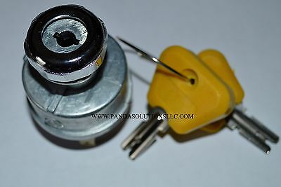 Toyota Forklift Truck Ignition Switch 00591-51265-8100591-5126581005915126581