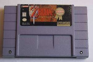 Zelda Link to the Past for SNES (Super Nintendo) BEST ZELDA EVER