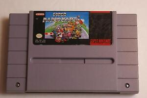Super Mario Kart for Super Nintendo (SNES) - THE BEST VERSION!