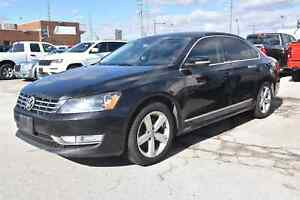 2013 Volkswagen Passat 2.0 TDI  LEATHER,SUNROOF, DIESEL !!!
