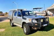 2006 Toyota Hilux Ute PRICE REDUCED Silver Sands Mandurah Area Preview