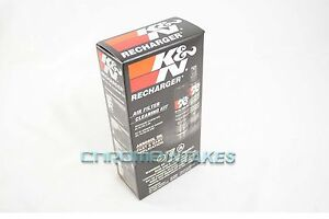 NEW-K-N-Recharger-Air-Filter-Cleaner-Kit-included-washer-cleaner-and-oil
