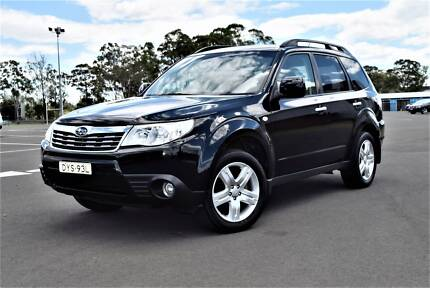 2010 Subaru Forester XS S3 Manual AWD MY10 Bossley Park Fairfield Area Preview