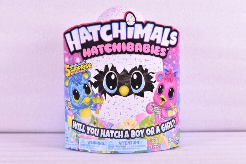 Hatchimals Hatchibabies CheeTrees with 5 Surprise Accessories