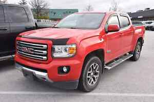 2015 GMC Canyon SLE NAVI/REMOTE START/SIDE STEPS/COVER