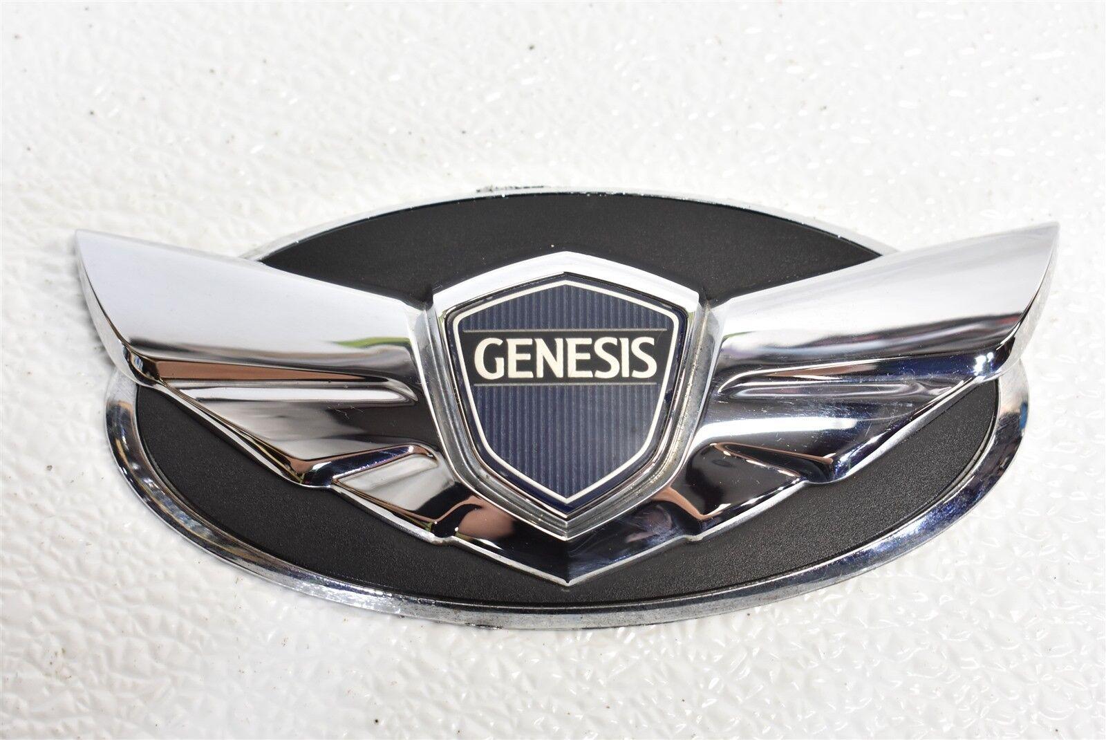 2009 2012 Hyundai Genesis Coupe Badge Emblem 09 12 Ebay