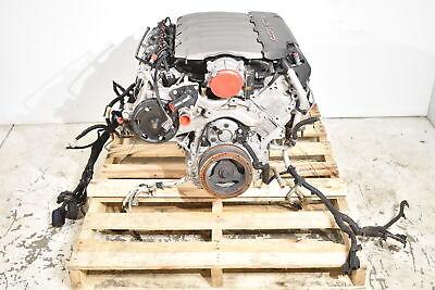 2014 Corvette C7 Stingray Lt1 Engine Drop Out 6.2 460Hp 32K Aa6550