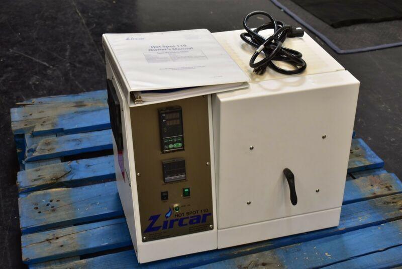 Zircar Hot Spot 110 FAA00 Dental Furnace Restoration Heating Lab Oven 120V