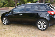2010 Kia Cerato SLiTD SLi. Hatchback 5dr Spts Auto 6sp [MY11] Ballarat North Ballarat City Preview