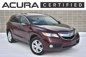 2015 Acura RDX AWD Tech | Certified Pre-Owned