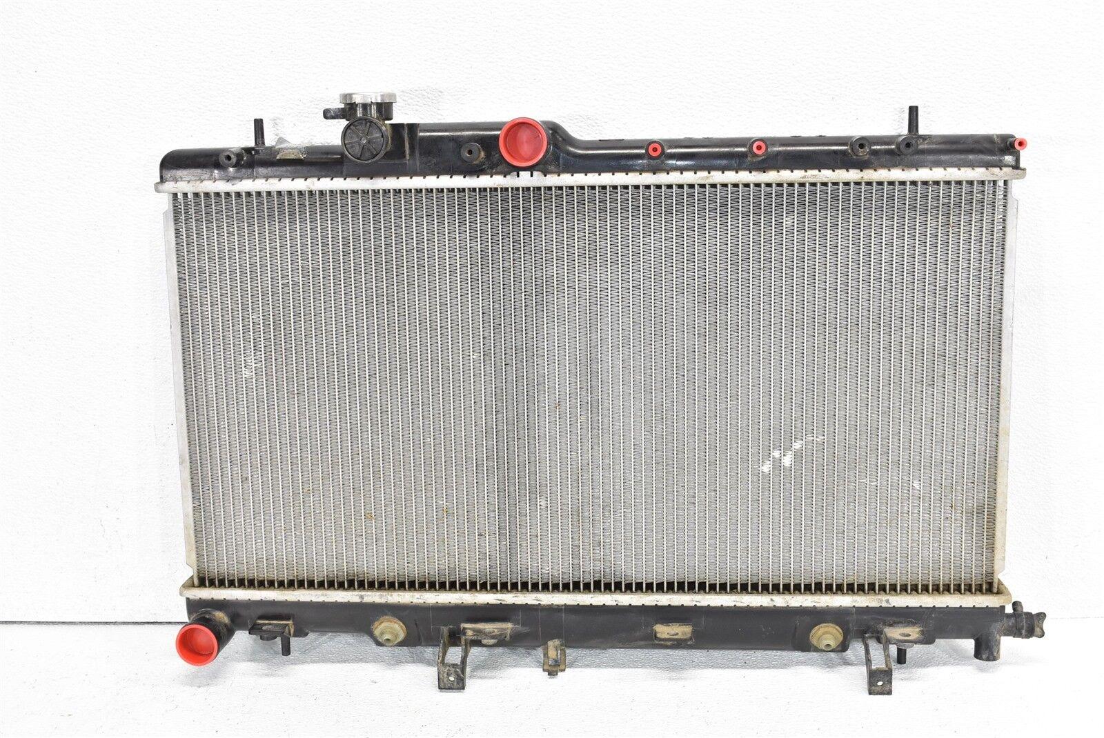 For 2002-2007 Subaru Impreza RADIATOR ASSEMBLY N//A 2.5L H4 2458CC