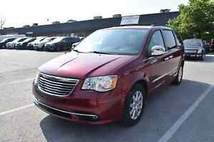 2012 Chrysler Town & Country Touring-L NAVI,LEATHER, DVD, REAR C