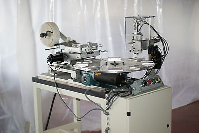 Label Machine With Turntable