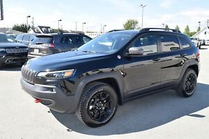 2019 Jeep Cherokee Trail Hawk Turbo 2.0 litres ou* location