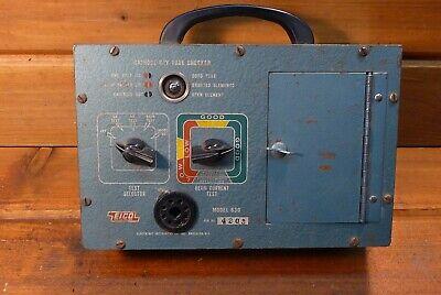 Vintage Eico Cathode Ray Tube Checker Model 630 - Untested Electronic Instrument