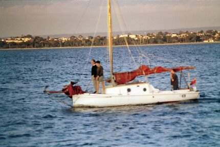 Mooring and timber yacht Nedlands Nedlands Area Preview