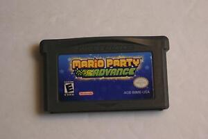 Mario Party Advance - Gameboy Advance (GBA) Game - Party To Go!