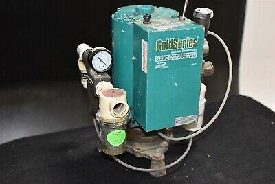 Adp Apollo Avg15sr Dental Vacuum Pump System Operatory Suction Unit - For Parts