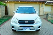traveling rav4 toyota suv 2003 manual 4x4 petrol Ardross Melville Area Preview