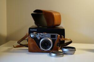 Fujifilm X100F camera w/ extras!