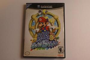 Super Mario Sunshine - for Gamecube (GC & WII) - AWESOME GAME