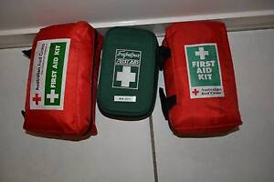 3 First Aid Kits Burpengary Caboolture Area Preview