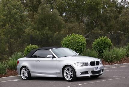 2008 BMW 120i E88 Convertible 2dr Auto 6sp 2.0i