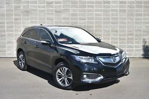 2017 Acura RDX AWD Elite | Nav | Cooled Seats | AcuraWatch