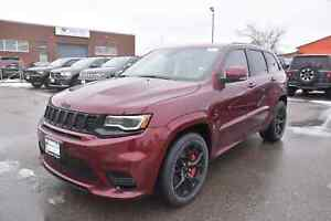 2019 Jeep Grand Cherokee SRT HIGH PERFORMACE BRAKES AND AUDIO/ D
