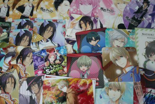 JAPAN Z) Yumeiro Cast Paper Goods (Junk) Set
