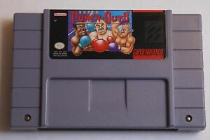 Super Punch Out!!  Super Nintendo SNES Game - GREAT GAME!