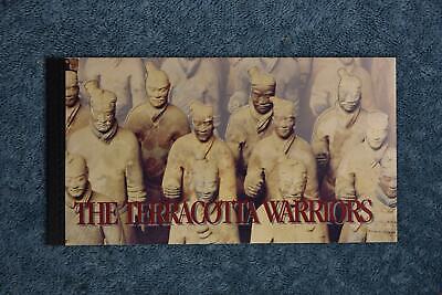1997 Terracotta Warriors Booklet - New York N718 - MNH