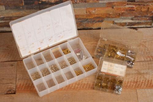 Lot Brass Pin Tumblers Locksmith Kits