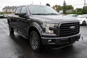2015 Ford F-150 XLT 3.5 ECOBOOST 4X4 CREW