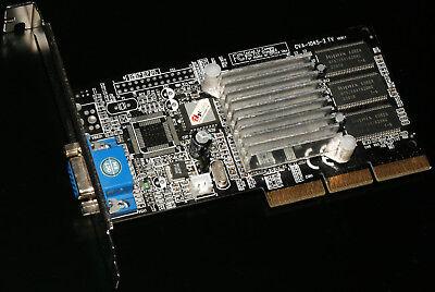 Tnt2 M64 32 Mb (NVIADIA RIVA TNT2 M64 32SDR, 32MB, SDRAM, AGP, VGA)