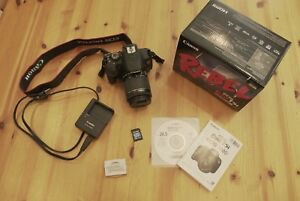 HARDLY USED CANON REBEL T5i / 700D FOR SALE!!!
