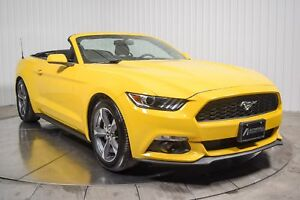2017 Ford Mustang CONVERTIBLE V6 MAGS