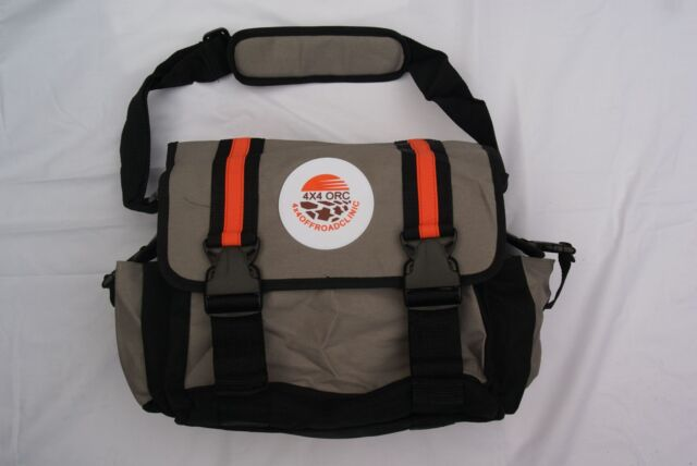 4X4offroadclinic 4WD Large Recovery Bag 4x4 Nissan Toyota Jeep Patrol snatch gq