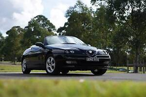 2001 Alfa Romeo Spider Convertible- Going Overseas Priced to Sell North Turramurra Ku-ring-gai Area Preview